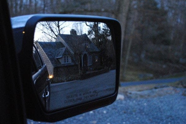 Parenting in the Rear View Mirror