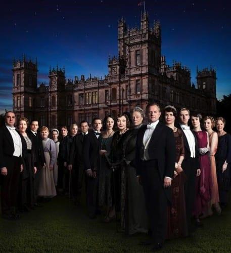 Downton Abbey cast, Downton Abbey actors