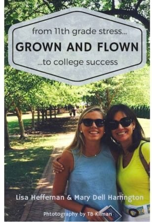 Grad gift books for parents