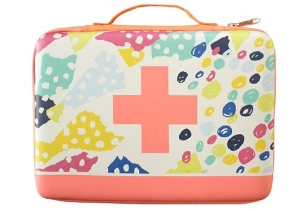 First aid kit for college students