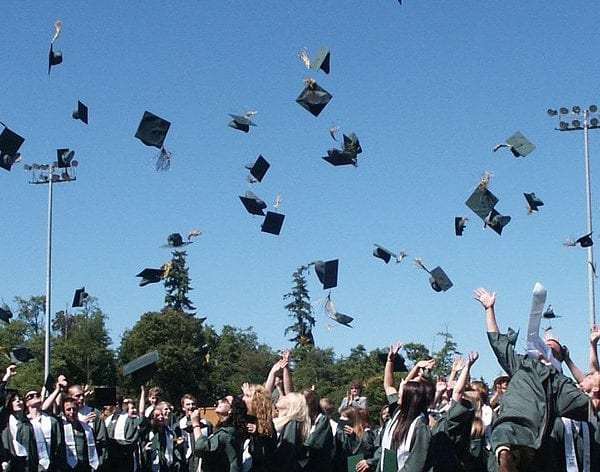 Graduation and the Heart-Rending Optimism of Youth