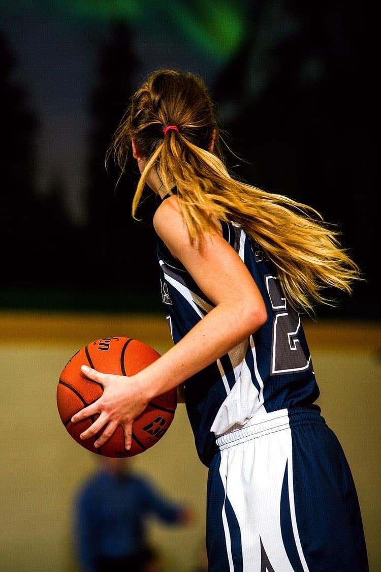 Saying goodbye to basketball as a senior in high school