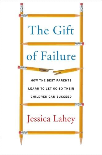 When author Jessica Lahey's son began to look at colleges, she struggled to follow her best advice.