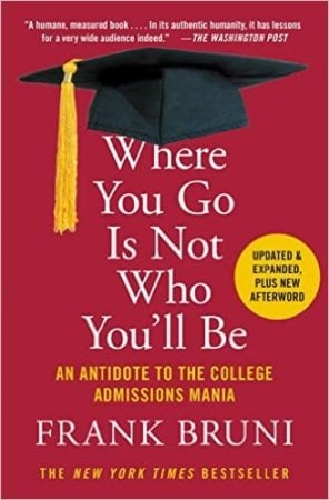 Best college admissions books