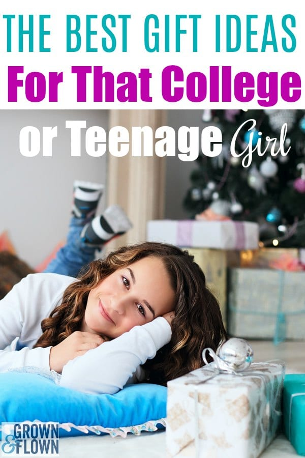 If you're trying to buy holiday gifts for your teenager, or college student, this list is perfect for all the young adult girls in your life. This gift guide has the best gifts for the holidays and birthdays for her. #giftsforher #giftlist #giftideas #giftidea #collegegirls #teengirl #collegekids #collegegiftideas #giftideasforcollege #teengiftideas