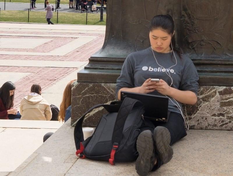 Managing college stress second semester