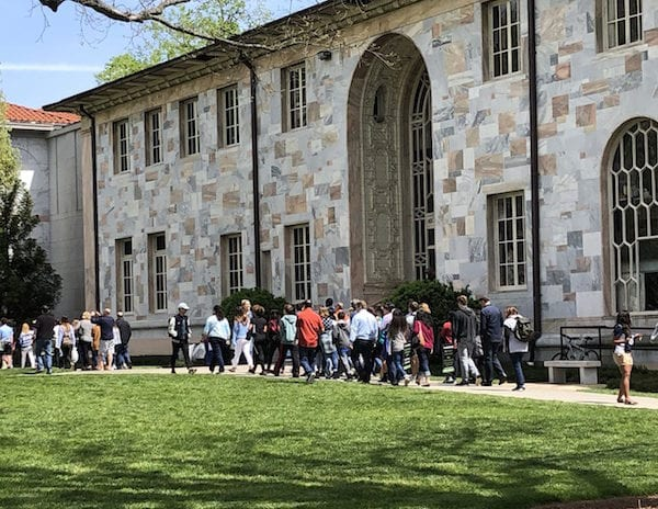 19 Important Things You Will Hear on Every Campus Tour