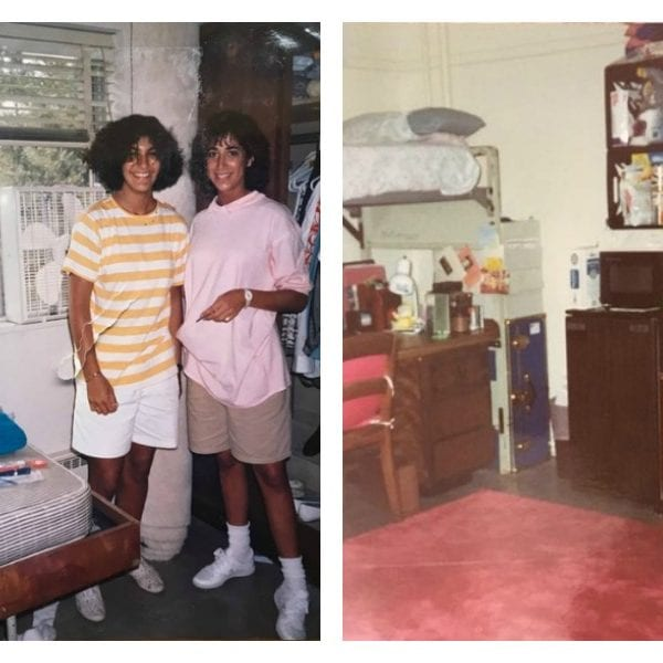 This Is What Dorms Looked Like In The 80s And We Survived