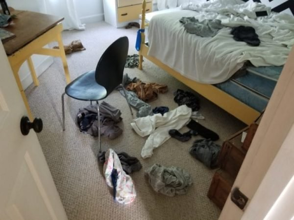 How to handle your teens' messy rooms