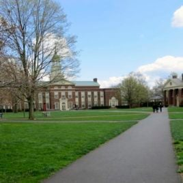 College admissions and affordability