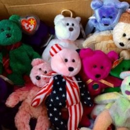 Why investing in Beanie Baby futures for college was a bad idea