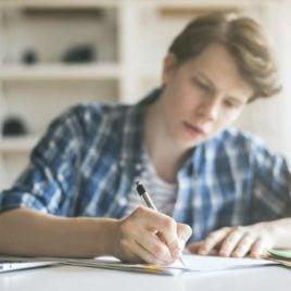 High school student teaches teacher about expectations