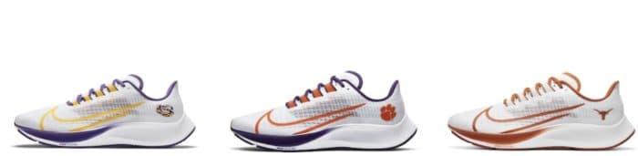 NCAA nike shoes