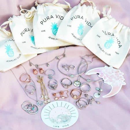 Pura Vida jewelry club