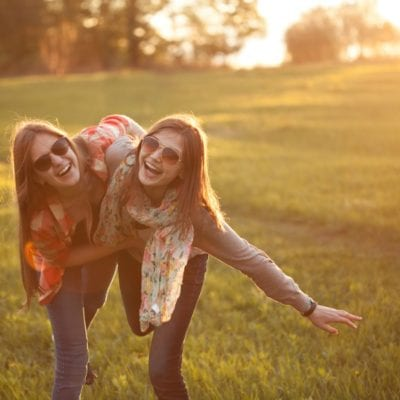 Laughter (and a Water Bottle of Vodka) Helped Me Let Go Of My College Daughter