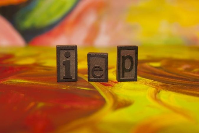 An IEP can be helpful for a teen with a learning disability.