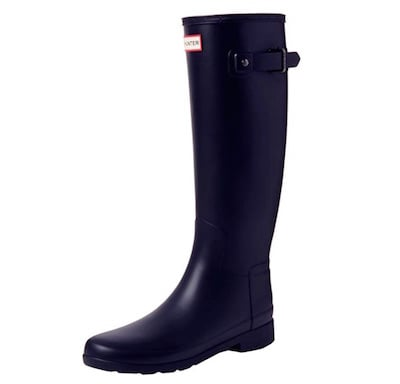 Hunter tall boots