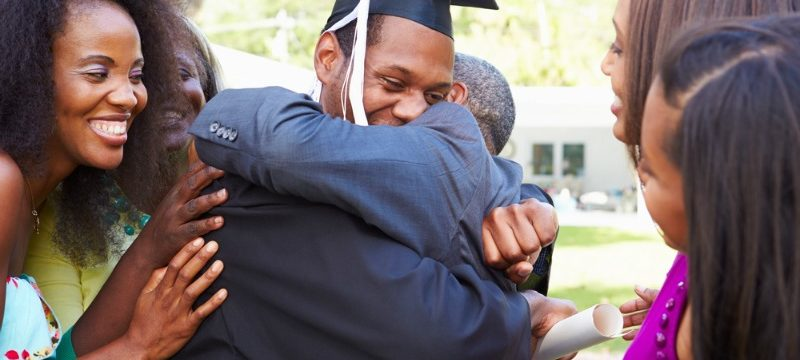 It's hard to let your college senior go.