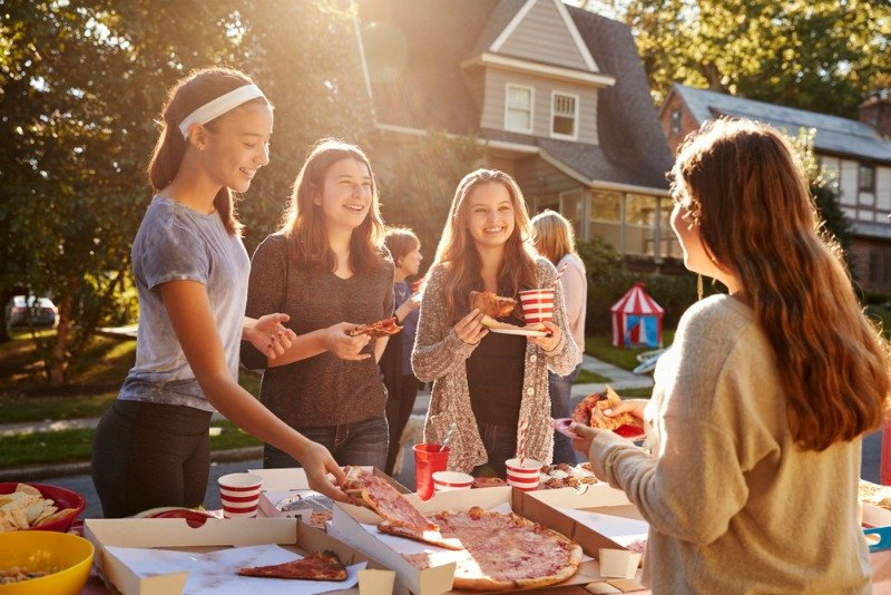 Ten Signs Your Neighbors Have Become Your Family Away From Family