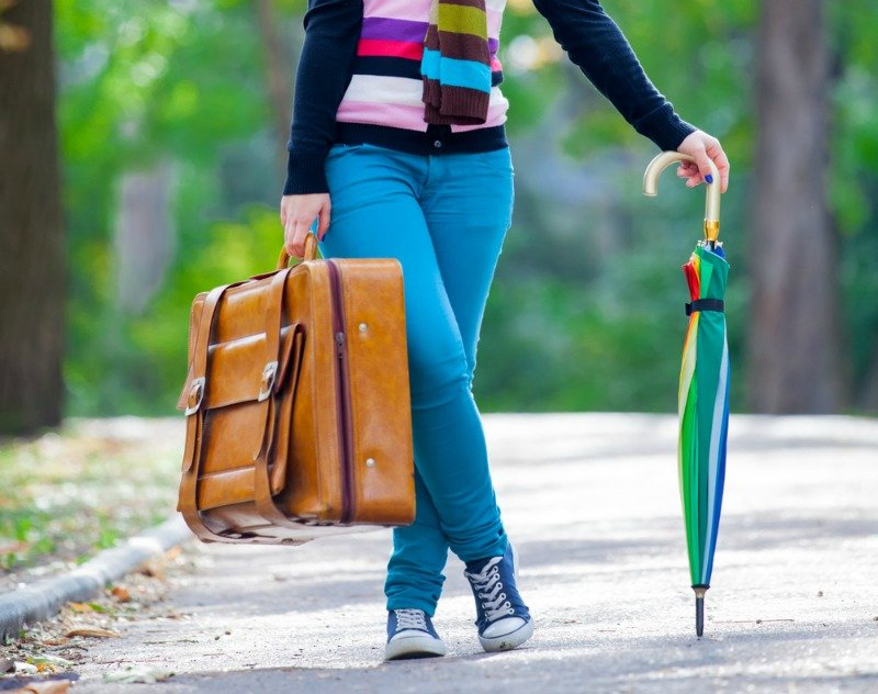 My daughter didn't want to return to college