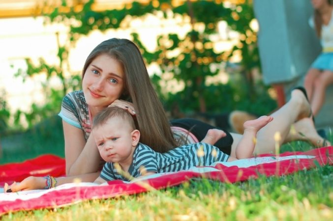 Is it better to be a stay-at-home mom with toddlers or teens?