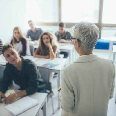 An Adjunct Professor Asks: Do You Know Who's Really Teaching Your Teen?