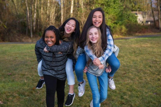 Middle schoolers can begin to get ready for high school.