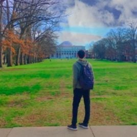 How do we know if we have crossed the line in college admissions?