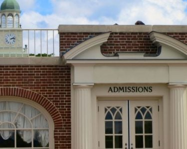 G&F Parents: College Admissions and Affordability lets parents speak with experts.