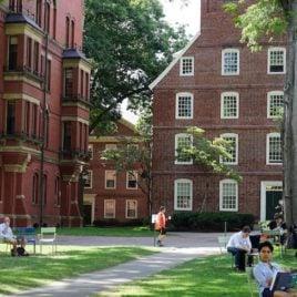 Harvard University buildings