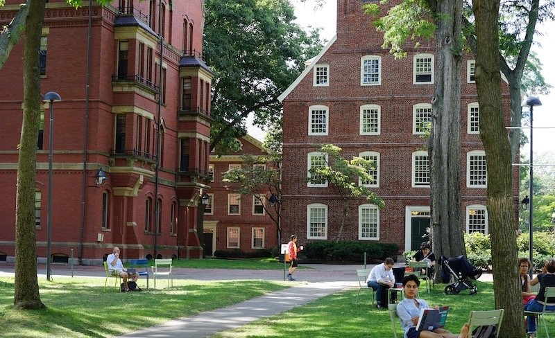 Harvard University buildings