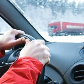 Teens need to learn to drive in bad weather