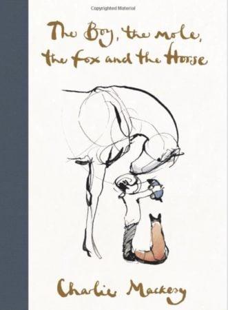 The boy, mole, fox and horse
