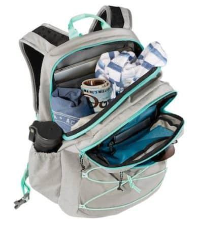 LL Bean backpack