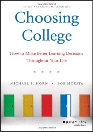 college admissions book