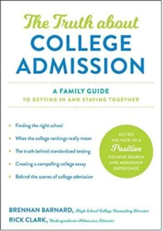 college admissions book