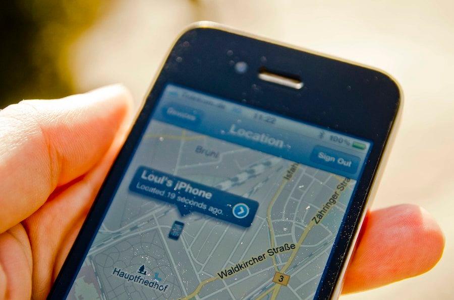 tracking app