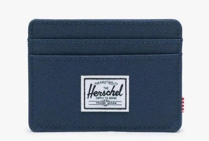 Herschel card case