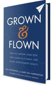 Grown and Flown book