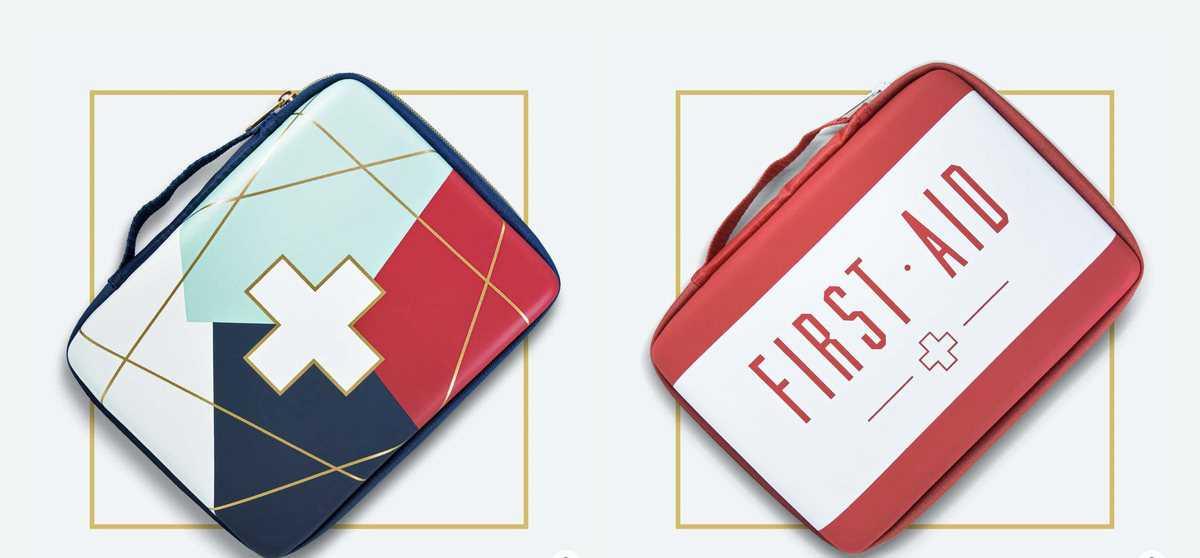 target first aid bag