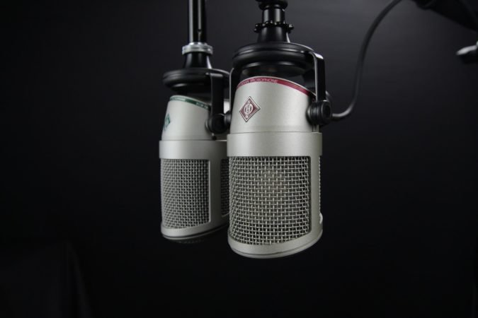 microphones for podcasts