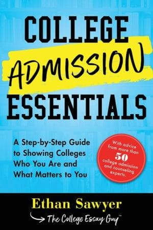 college admission essentials
