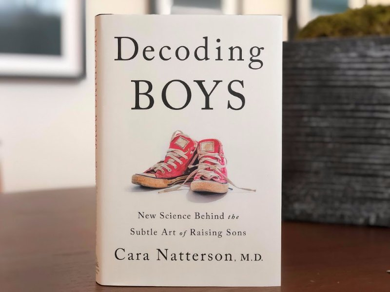 Decoding Boys: New Science Behind the Subtle Art of Raising Sons,