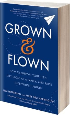 Grown and Flown paperback