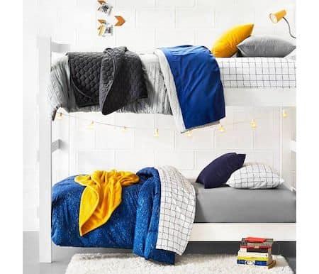 Target dorm bedding