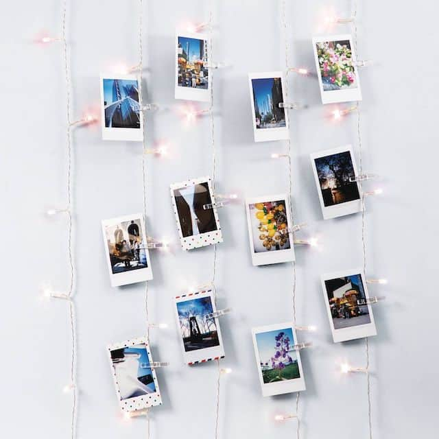 photos on a string Target