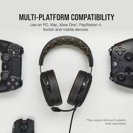 cosair gaming headset