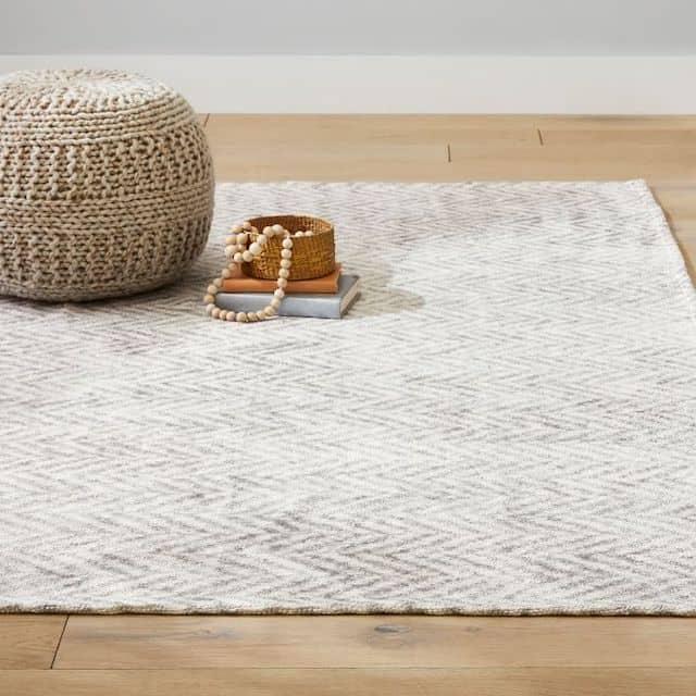 pottery Barn rug