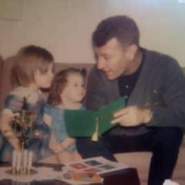 Maureen's dad